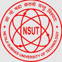NSUT Delhi Recruitment 2021