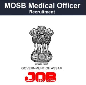 MOSB Various Vacancy Online Form 2021